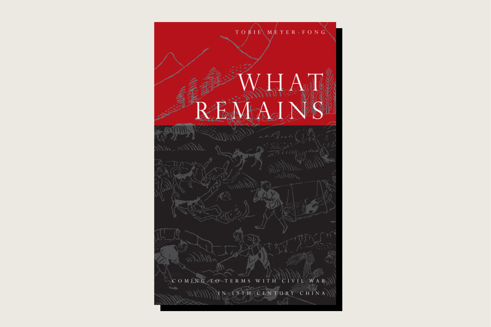 What Remains by Tobie Meyer Fong, Stanford University Press, Dec. 2013.