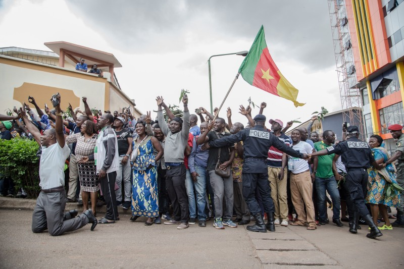 Trump Should Pressure Cameroon by Canceling Military Aid and IMF Loans