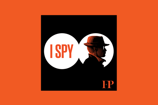 I Spy podcast