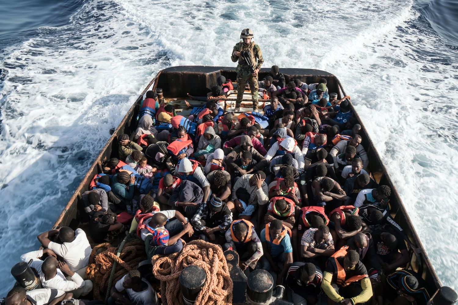 The West's Obsession With Border Security Is Breeding Instability