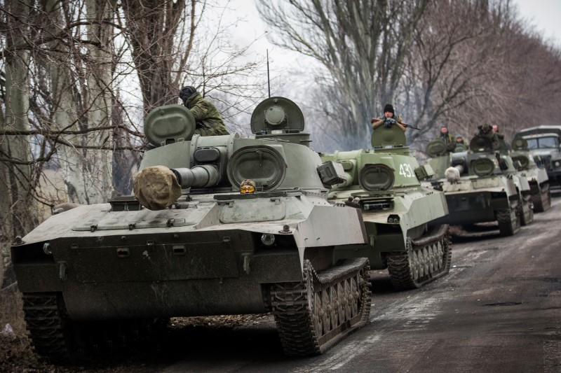 The West Gets Russia's Intentions in Ukraine All Wrong