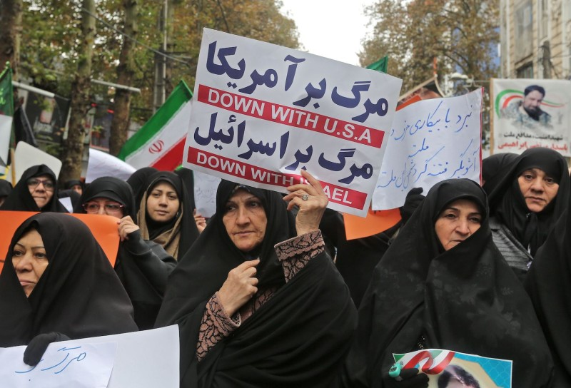The Iran Protests and Prisoner Exchange Don't Herald a New Opportunity for Negotiations with the United States. If Anything, They'll Put Talks Further Off