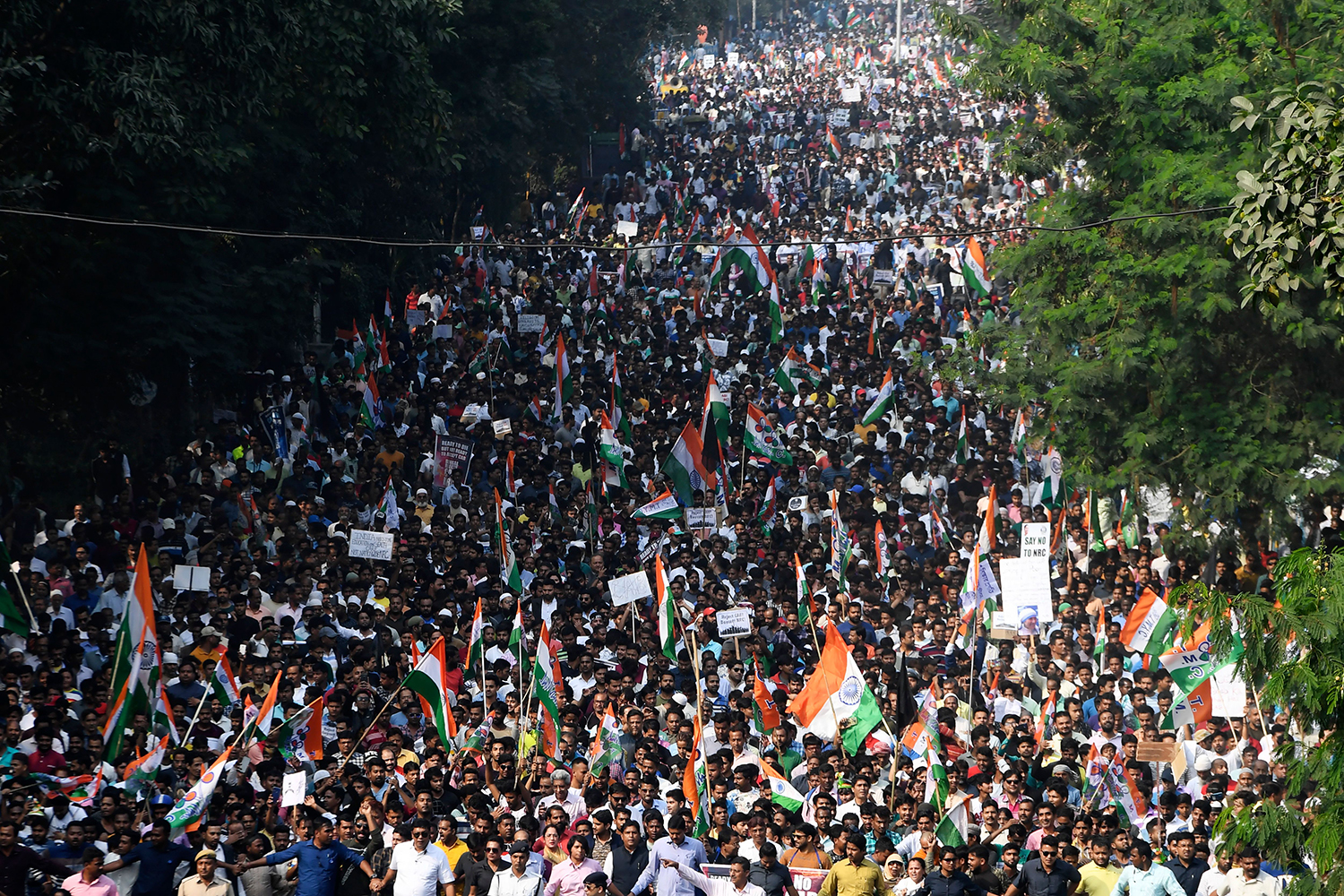 Deadly Protests In India Over Modi And Shahs Citizenship -8343