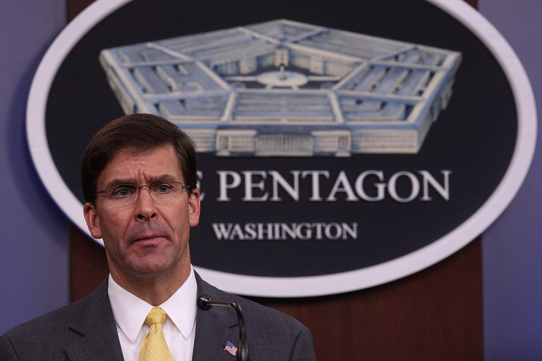 Pentagon Exodus Leaves Critical Gaps