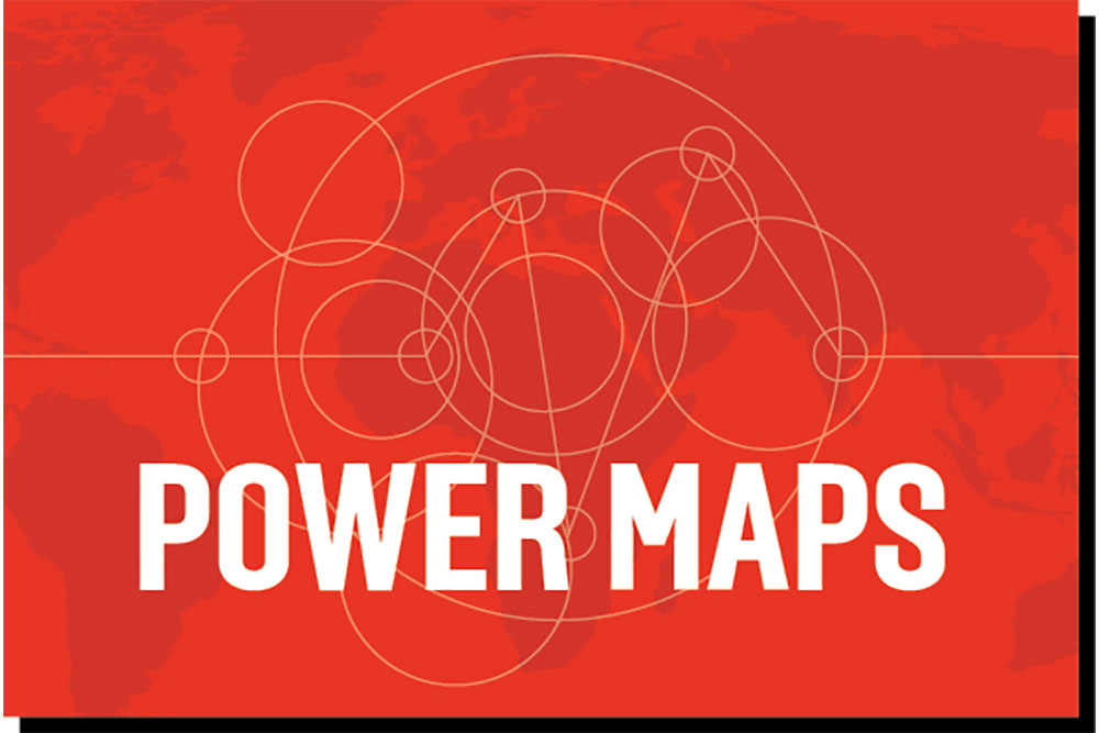 Power Maps