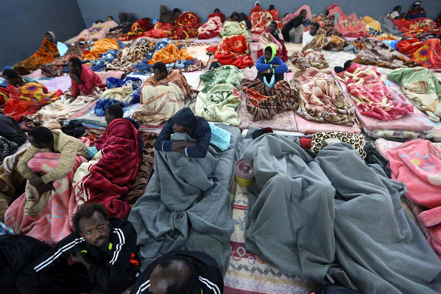 Italy's Failed Migration Fix Has Led to Chaos in Libya