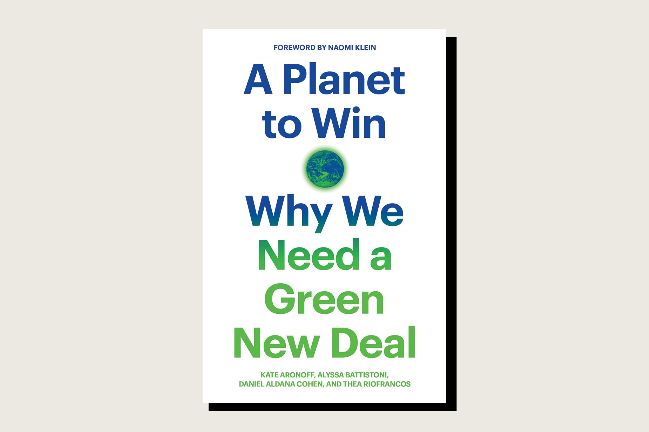 Image result for planet to win green new deal