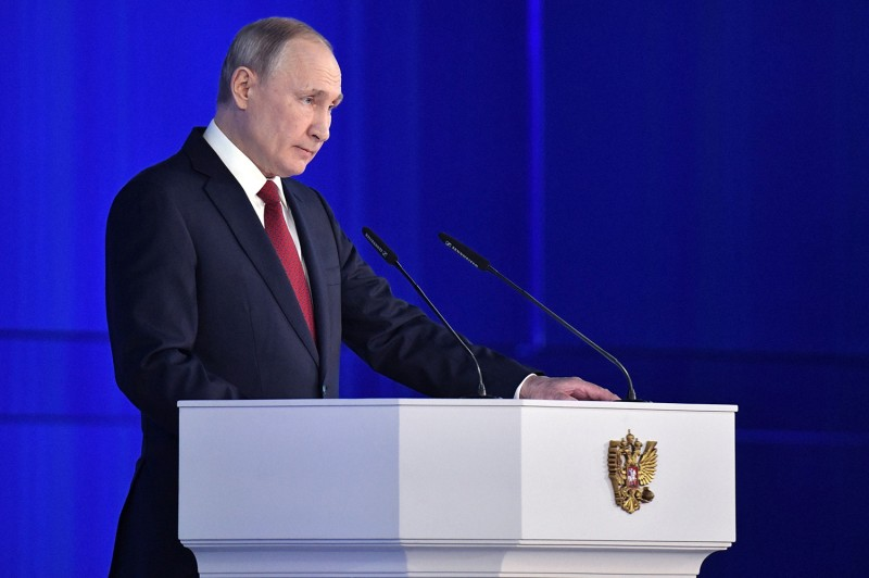 Russian President Vladimir Putin Seeks To Extend His Rule