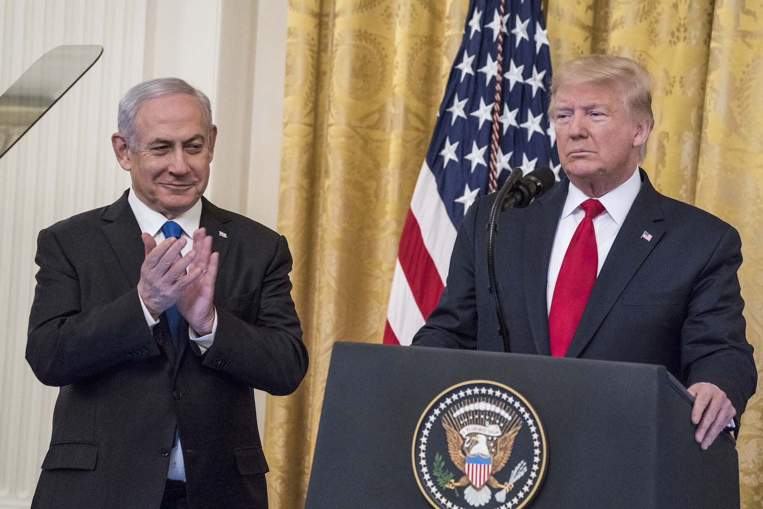 Trump's Middle East Peace Plan Will Make Israel's Occupation Permanent