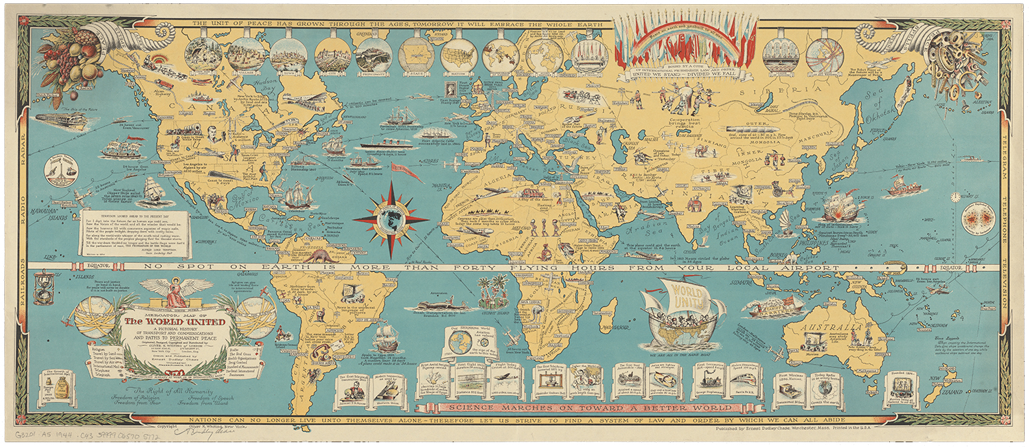 Picture of: The End Of History And The Last Map How Cartography Has Shaped Ideas Of War And Peace