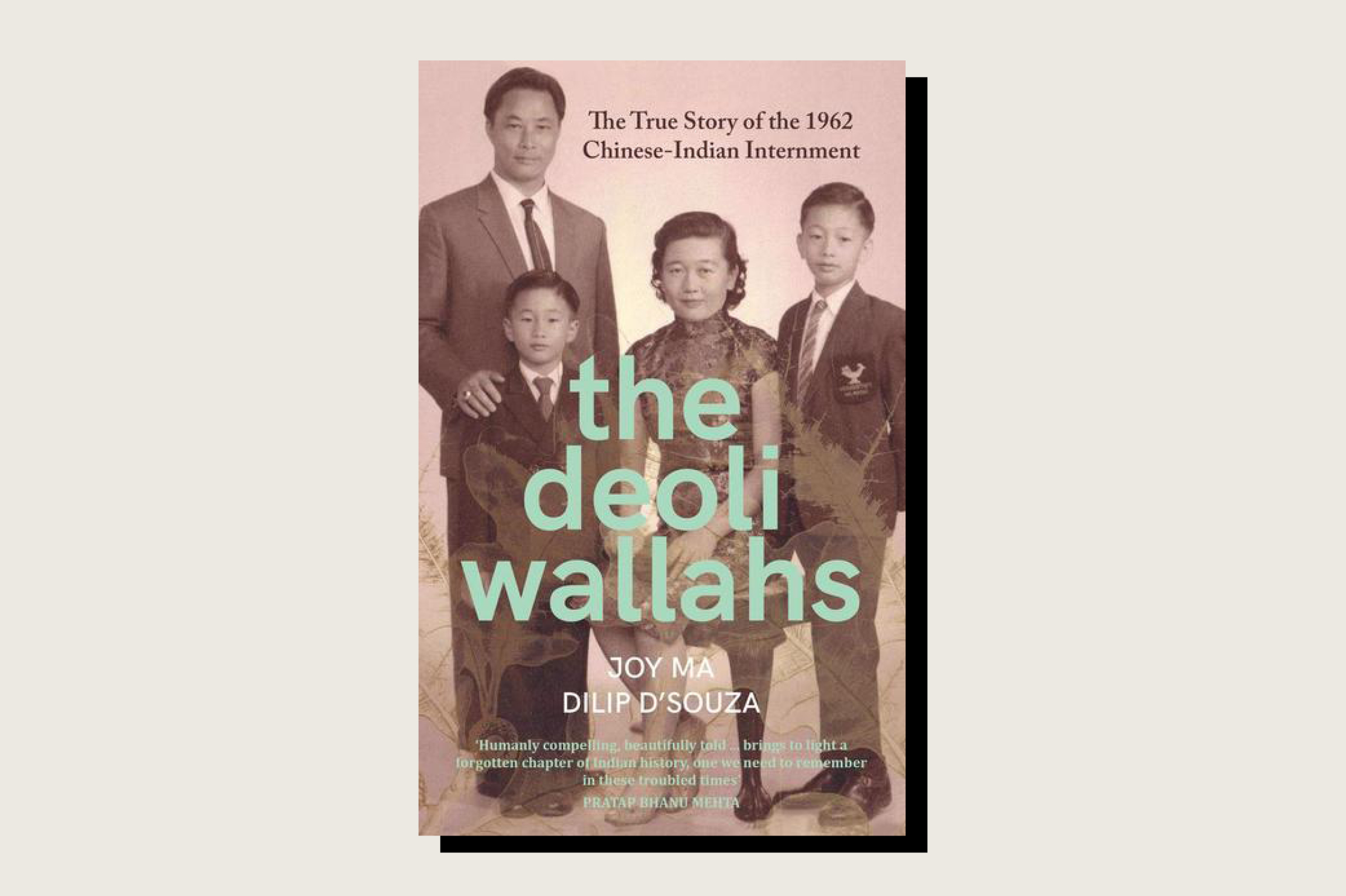 The Deoliwallahs, Joy Ma and Dilip D'Souza, Pan Macmillan India, 248 pp., Feb. 12, 2020