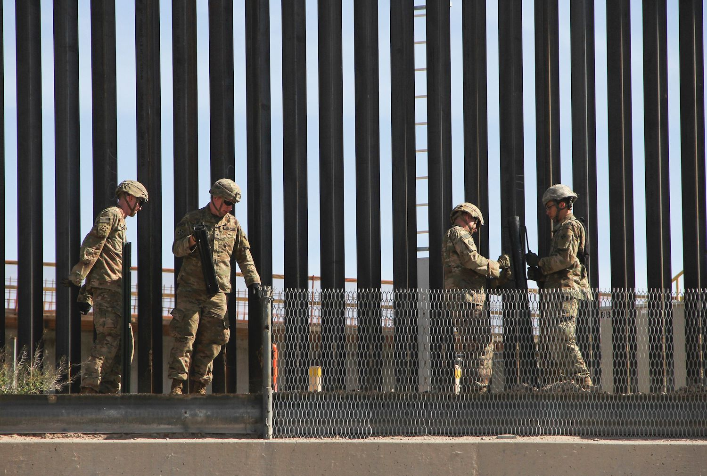 Trump to Raid Pentagon's War Account to Build Border Wall