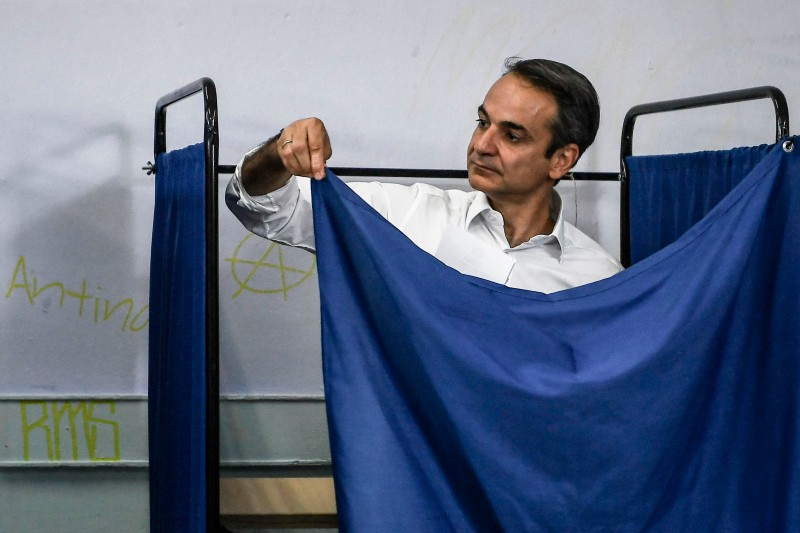 Greece's Prime Minister Kyriakos Mitsotakis Is Failing on the World Stage