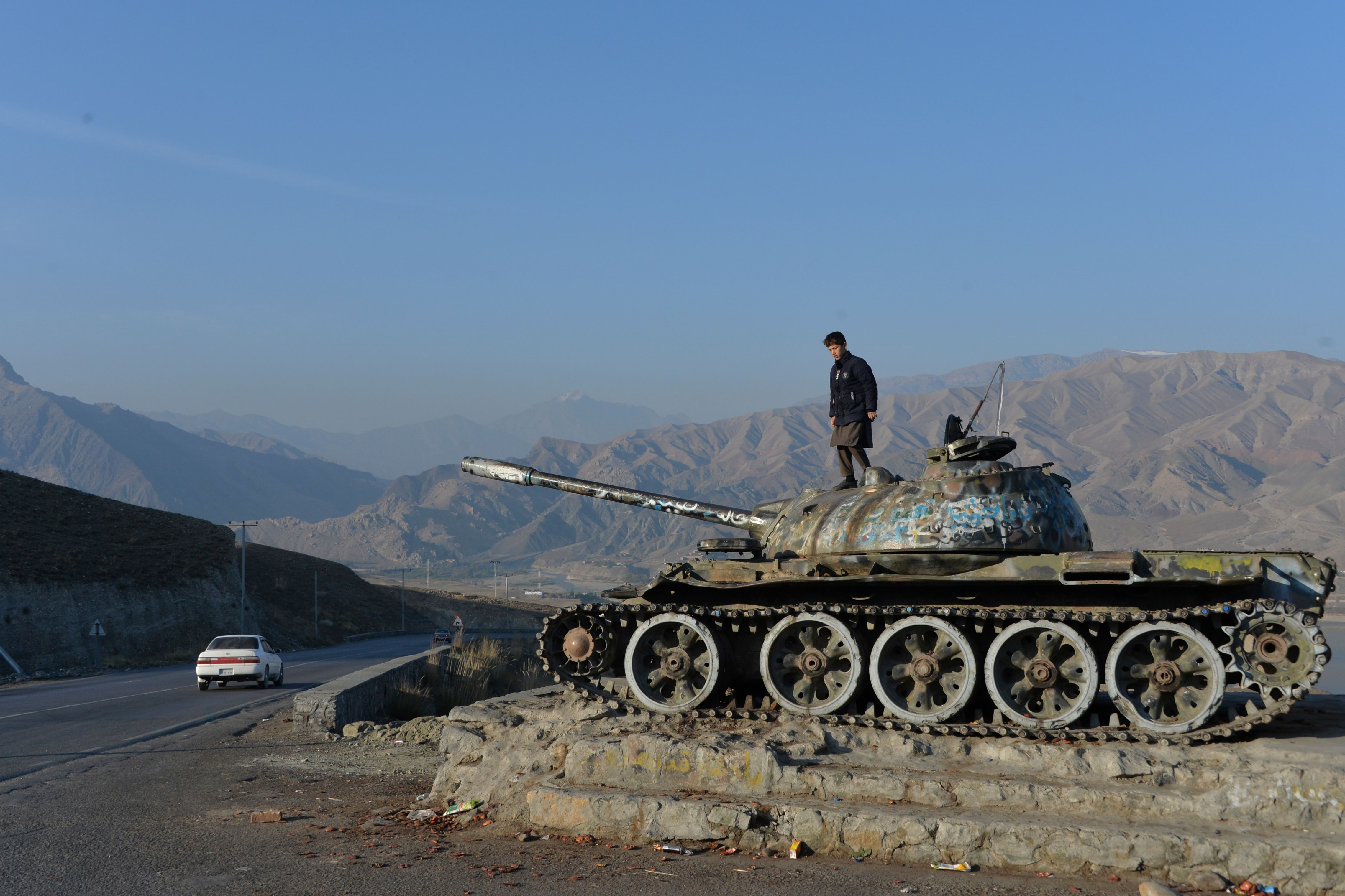 Afghans Fear Yet Another New Civil War