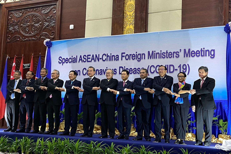 Hun Sen Is More Worried About Beijing Than the Coronavirus