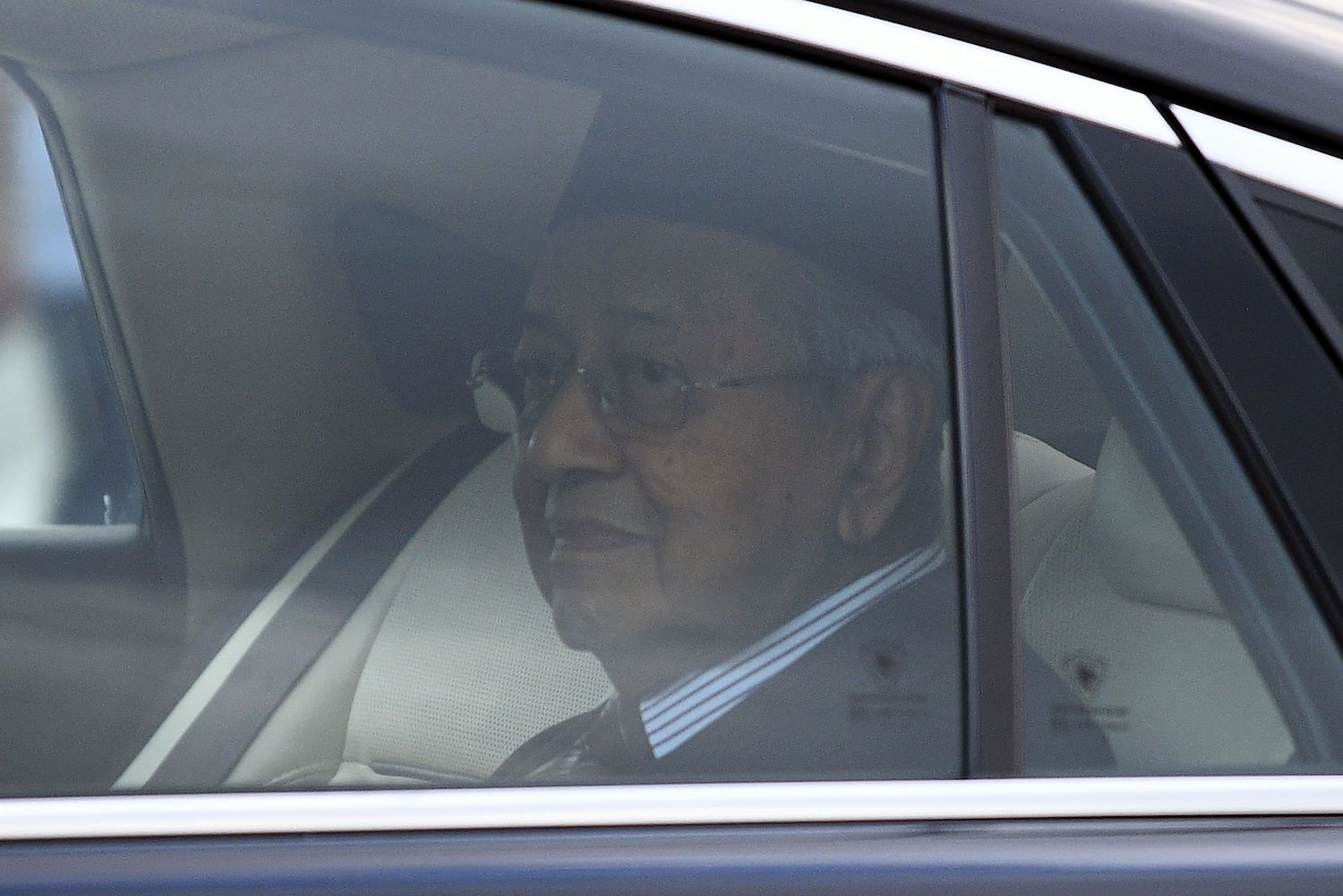 Malaysia's Geriatric Palace Intrigues Are Causing Political Turmoil