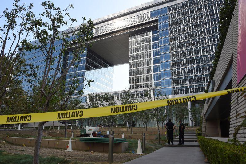 Deutsche Bank offices in Los Angeles