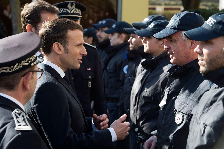 Emmanuel Macron's War on Islamism Is Europe's Future