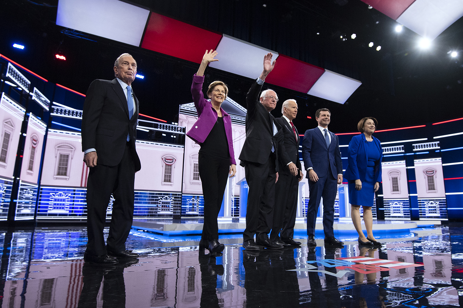 The Foreign Policy Debate That Democrats Didn T Have In Las Vegas
