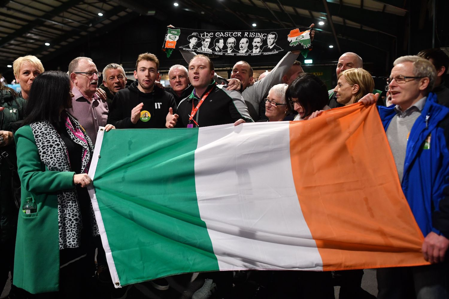 Sinn Fein Just Upended Ireland's Status Quo. What Comes Next?