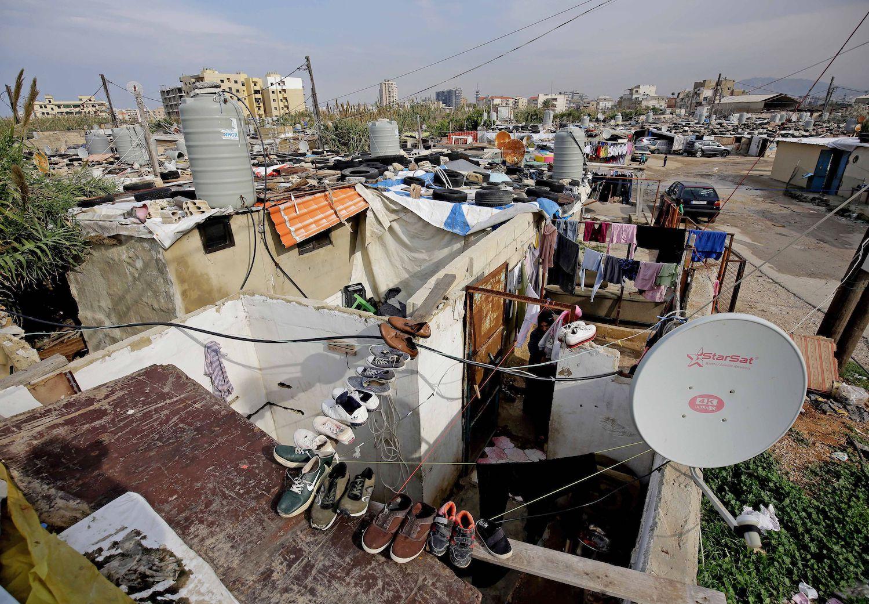 Facing Economic Crisis, Lebanon Isn't Ready for the Coronavirus