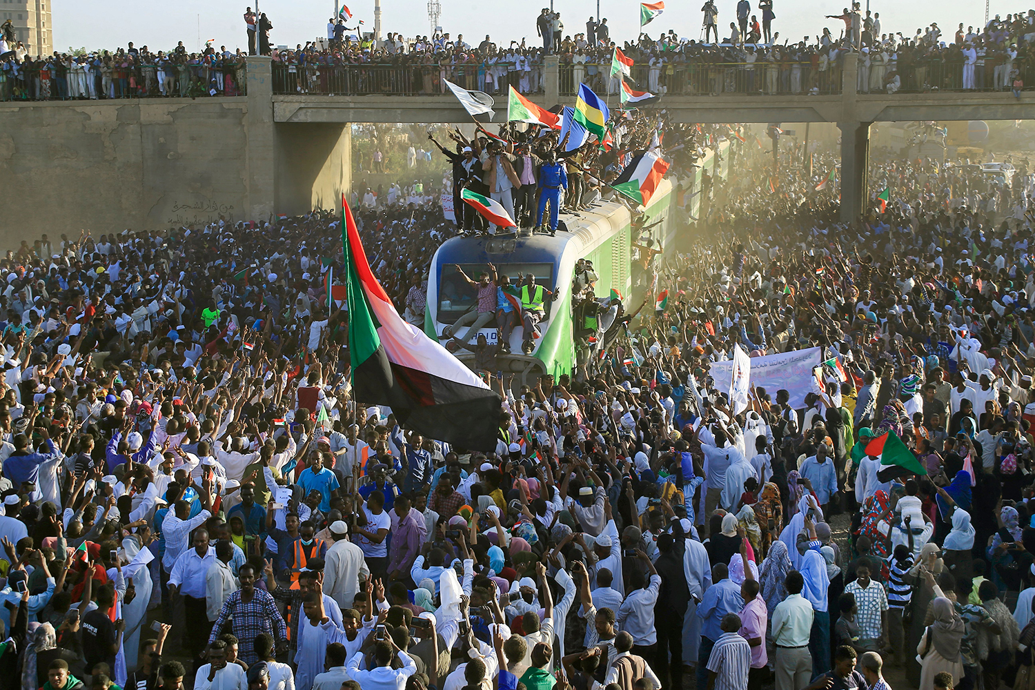 Sudan Is Remaking Its Relationship With the Rest of the World