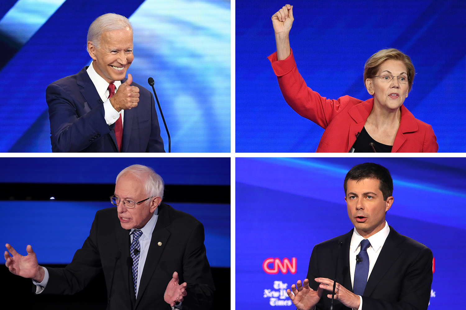 The Debate That Democrats Didn't Have in Las Vegas