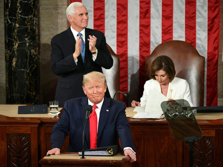 Trump's Impeachment Trial Ends as U.S. Election Season Begins