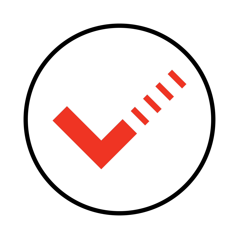 partial check