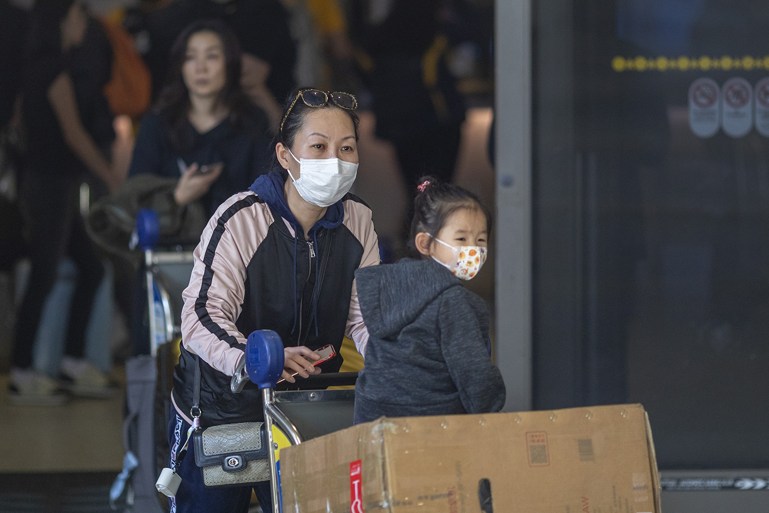 Health Experts Say Wuhan Virus Could Be Pandemic