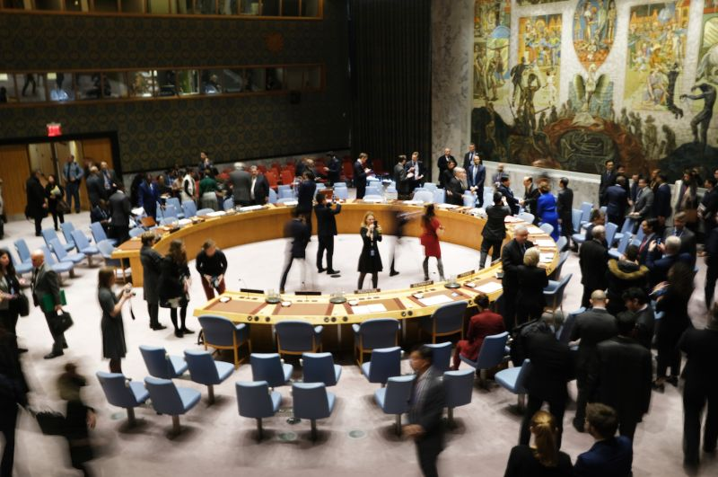 U.N. Security Council members