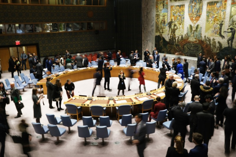 U.N. Security Council members
