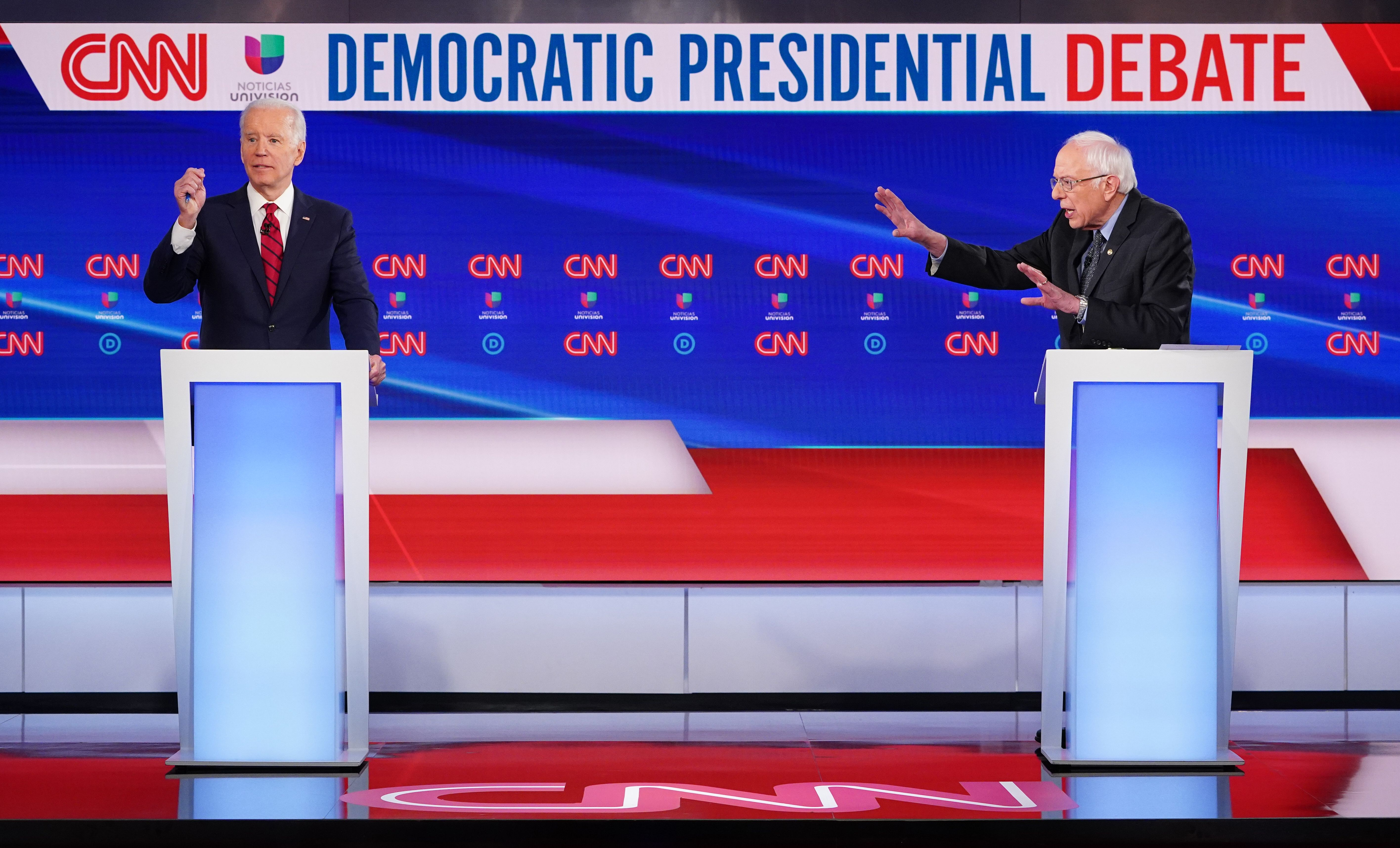 Big Takeaways From the Biden-Sanders Debate