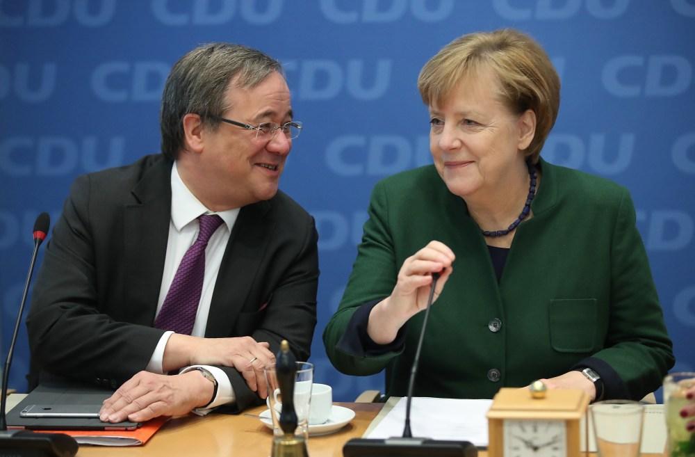 Get Ready For Armin Laschet Merkel S Pro Russia China Friendly Successor