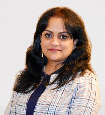 Her Power - Lakshimi Duraivenkatesh - Women in Tech - Headshot