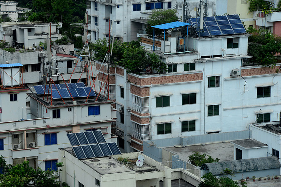 Bangladesh creates green jobs through public-private partnerships
