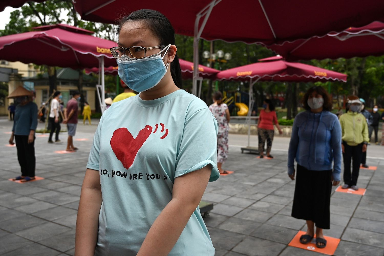 The Coronavirus Loosens Lips in Hanoi