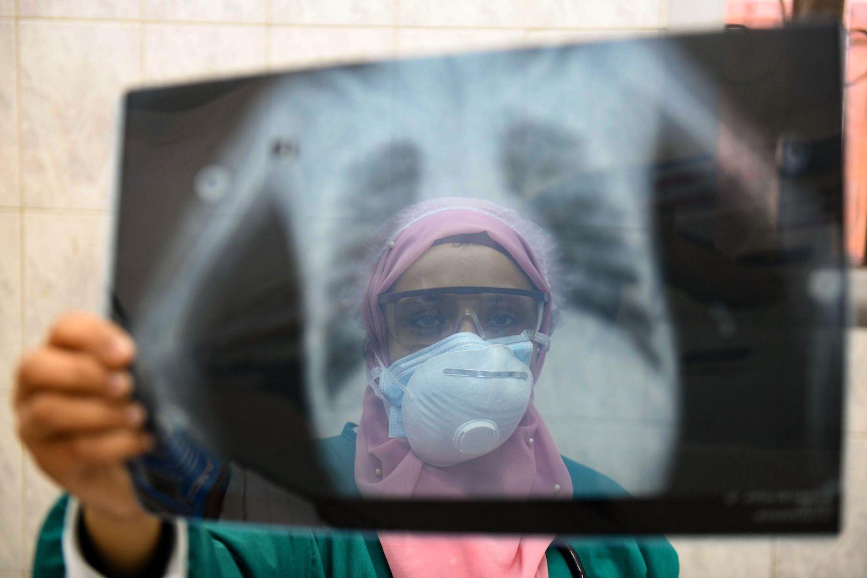 In Egypt, the Coronavirus Poses a Political Threat photo