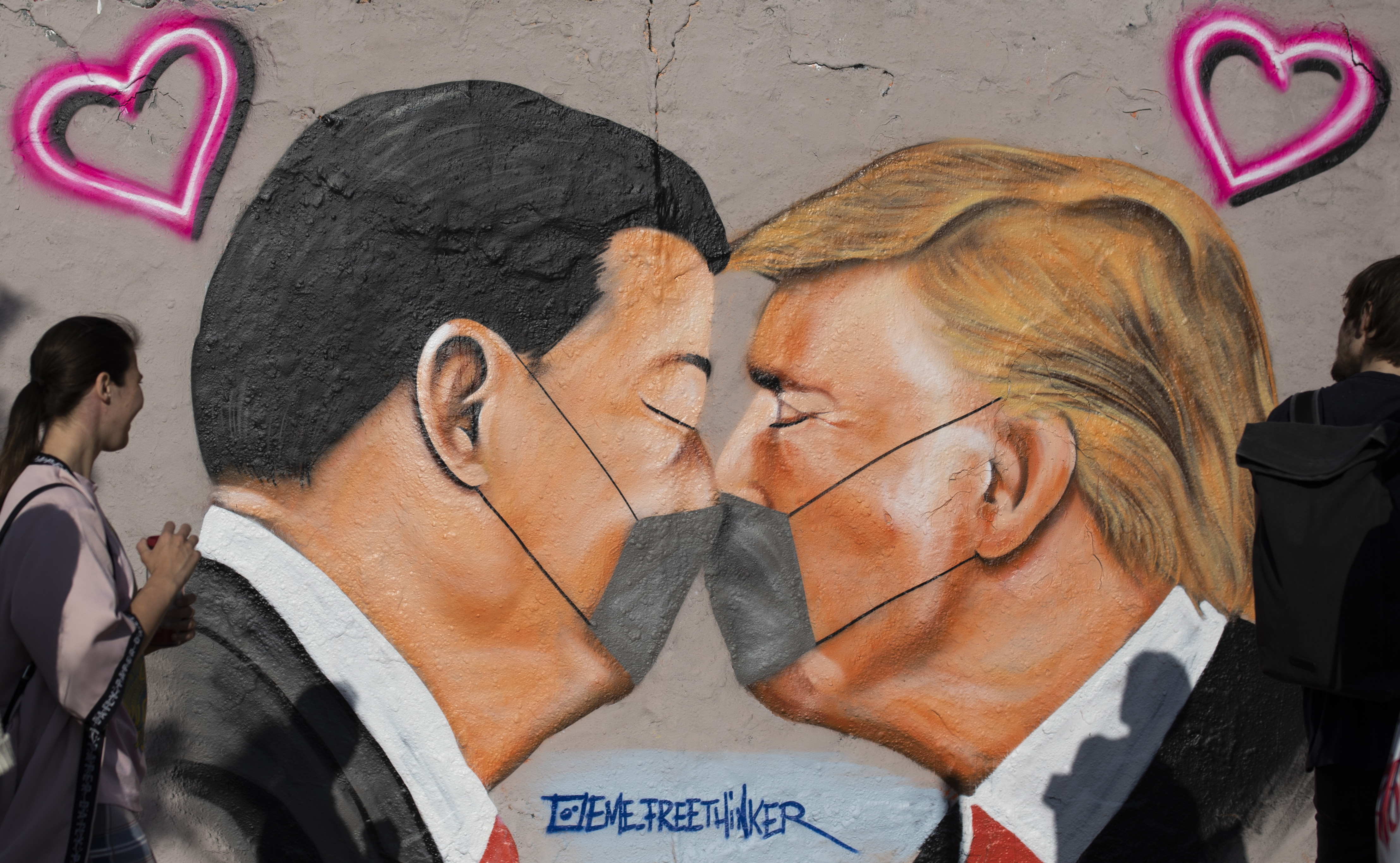 Trump Is Dangerously Predictable With China photo