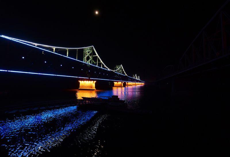 The Sino-Korean Friendship Bridge