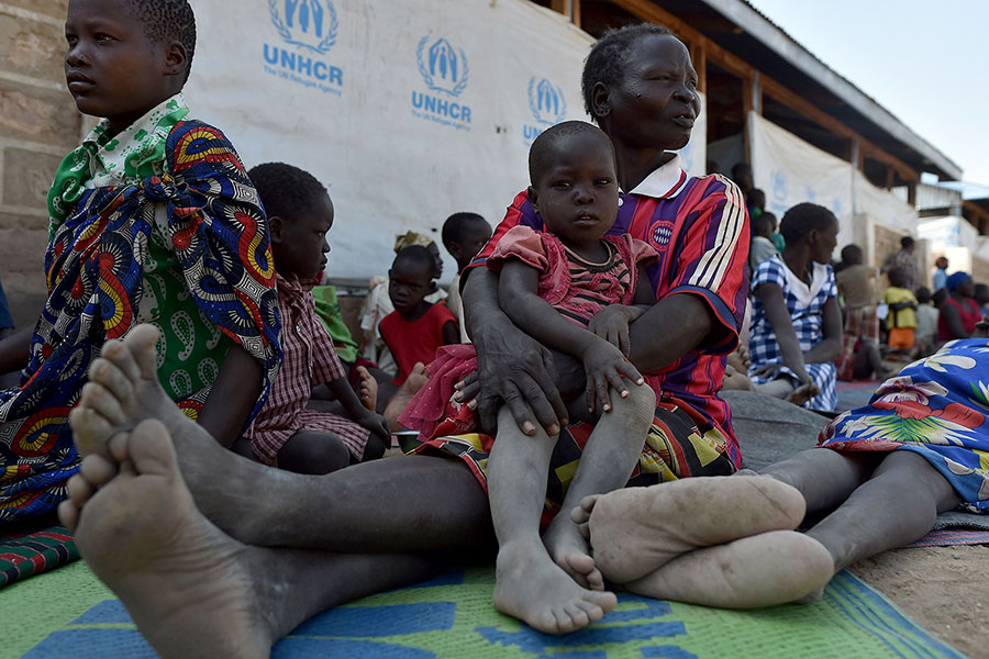 HIAS identifies and refers refugees in Kenya for resettlement
