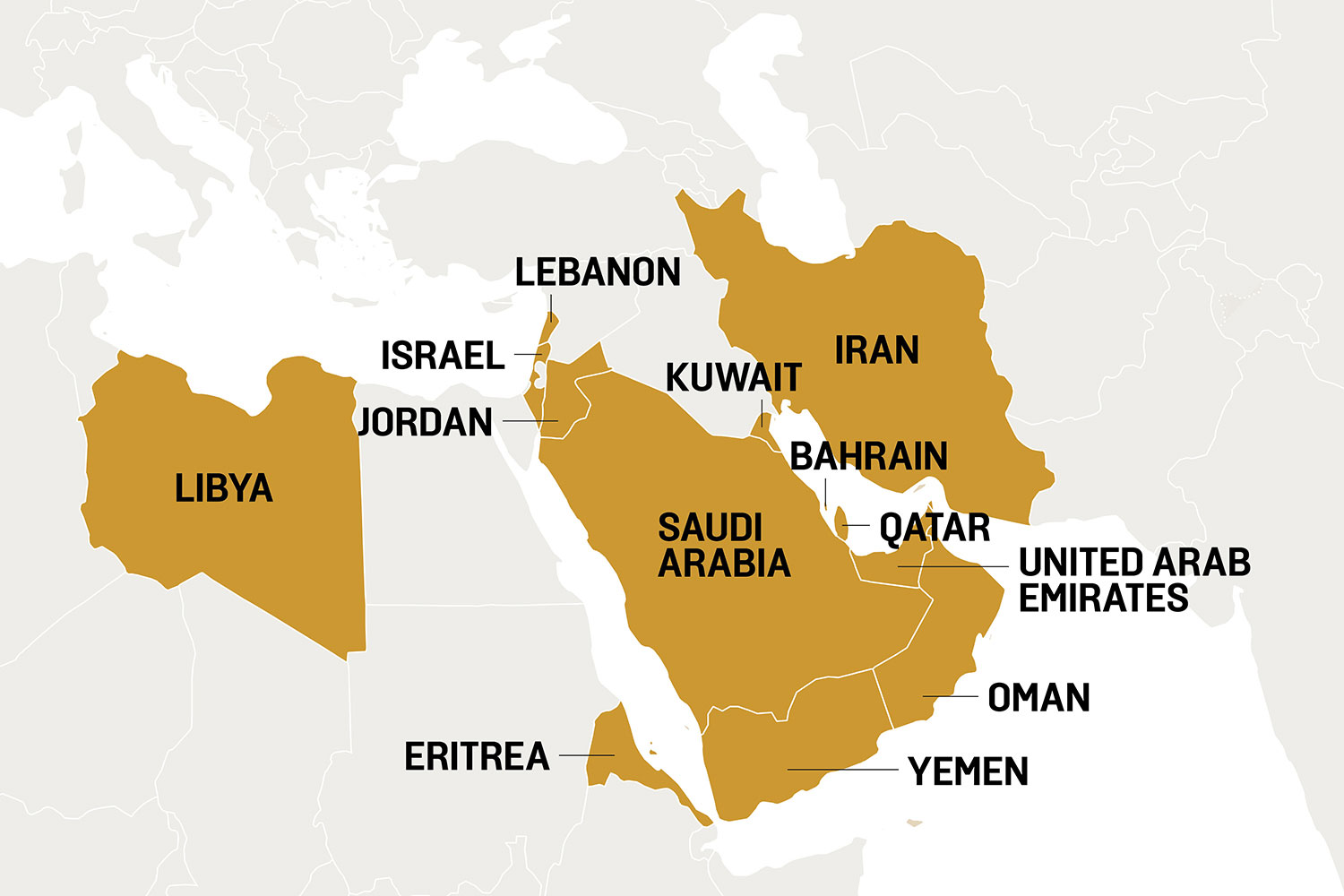 the Arab region