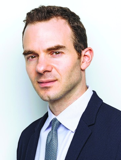 Alexander Hadjipateras, Executive Vice President of Business Development, Dorian LPG (USA)