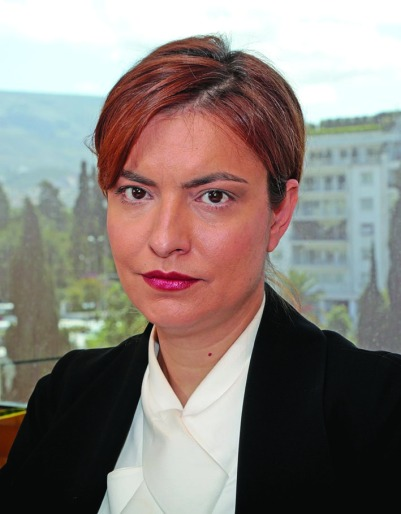 Rania Ekaterinari, CEO, Hellenic Corporation of Assets and Participations