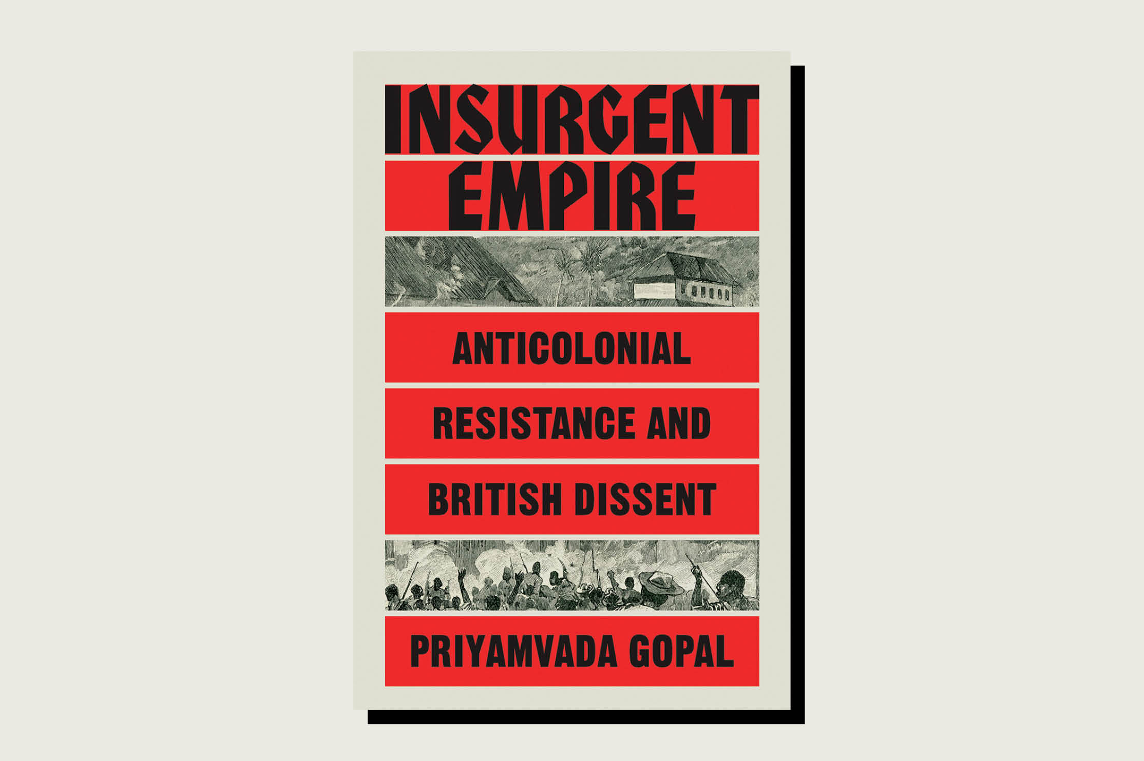 Insurgent Empire: Anticolonial Resistance and British Dissent, Priyamvada Gopal, Verso Books, 624 pp., .95, June 2019