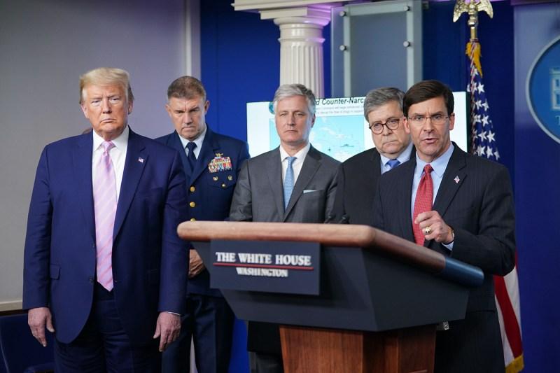 The U.S. daily briefing on the novel coronavirus