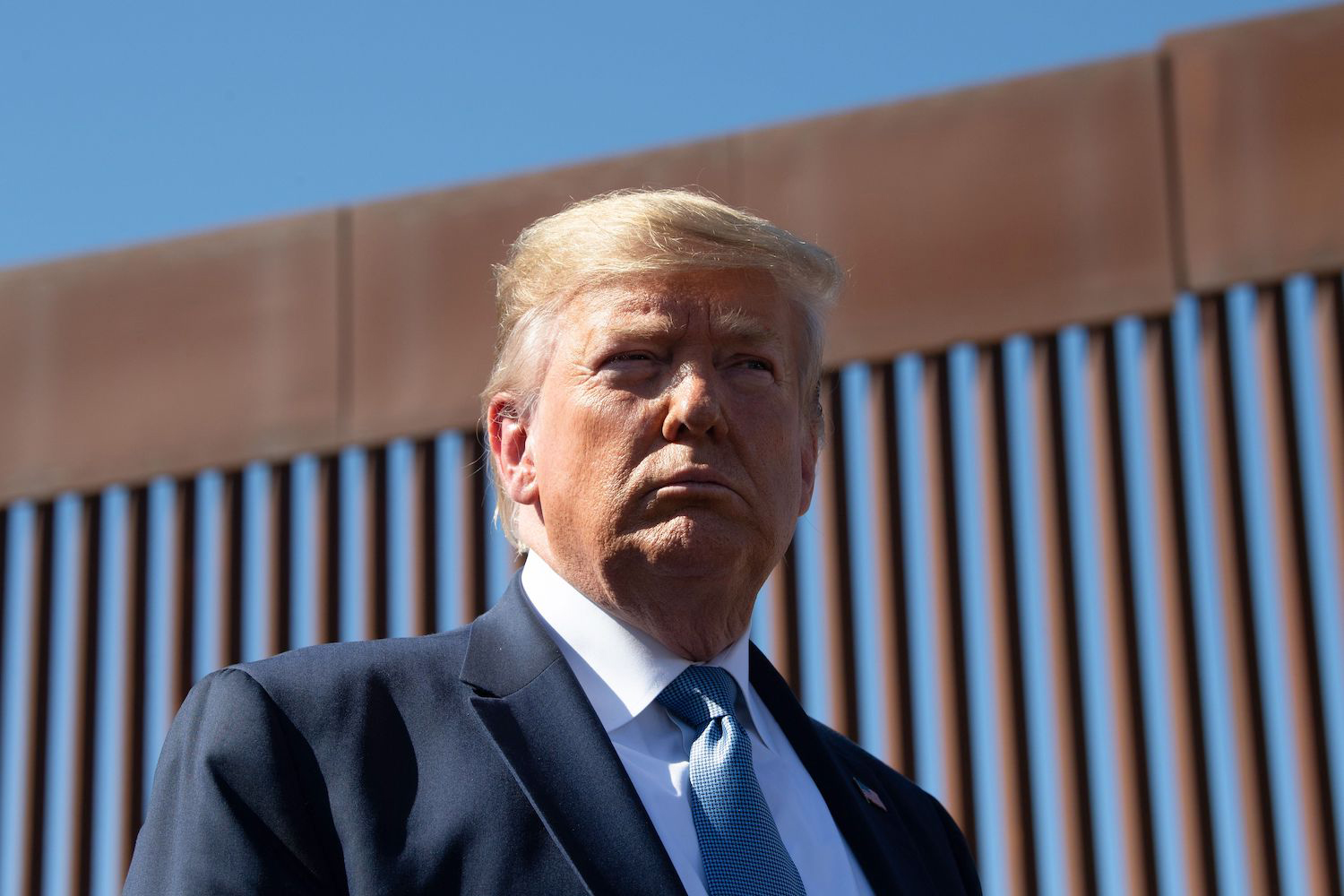 Trump Uses European Deterrence Funds to Build Border Wall