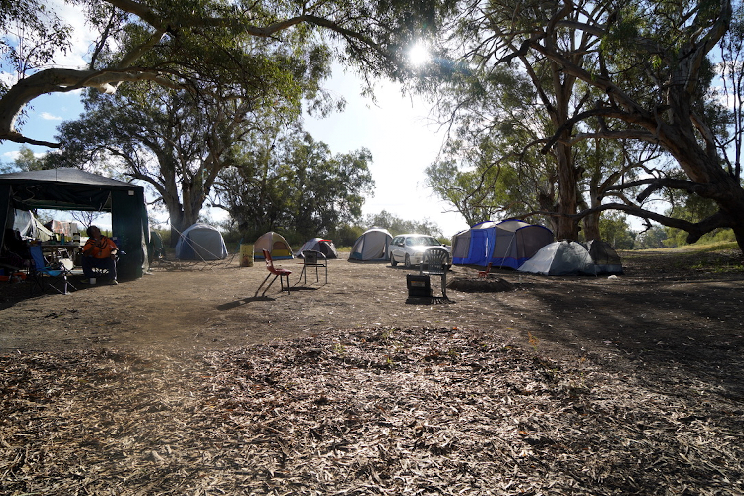 Wilcannia Tent Camp