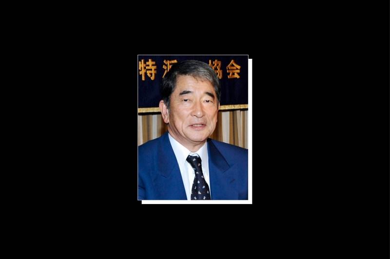 Japanese diplomat Yukio Okamoto