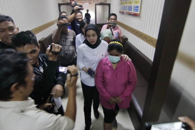 Coronavirus Misinformation Arrests in Indonesia